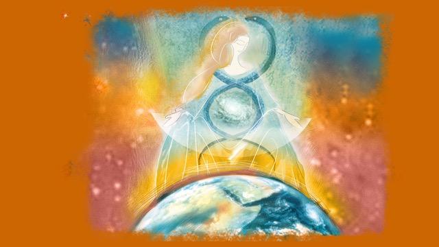 Tantra. L'Unité de l'âme et de la personnalité . La verticalité