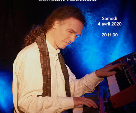Concert Méditatif avec José Gurdak